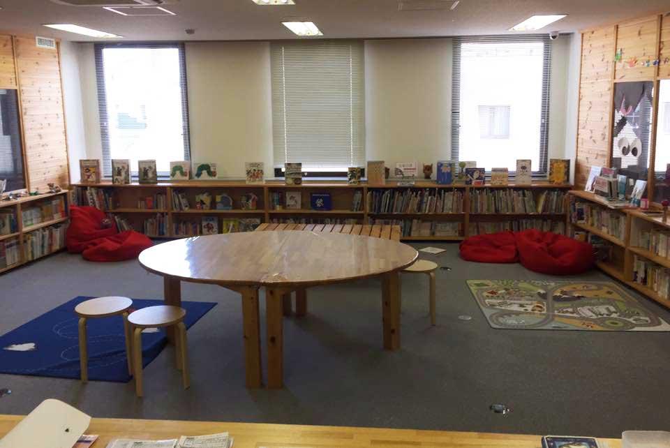 なるには図書室