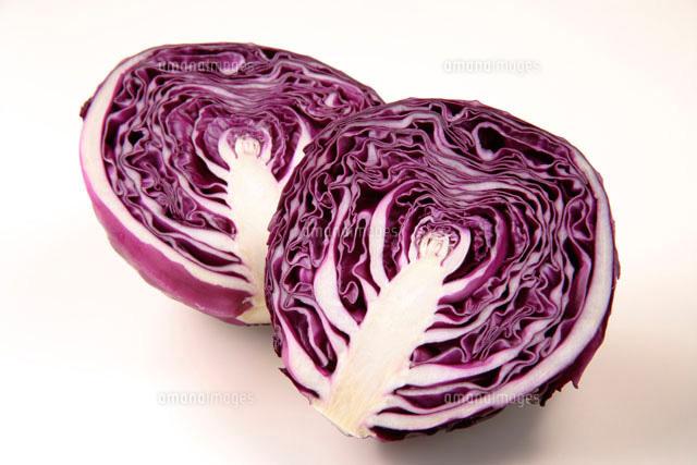 紫キャベツの大実験